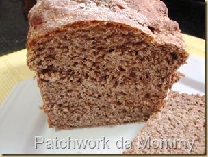 Pão com castanhas de pequi