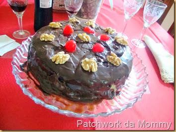 como fazer bolo integral de nozes com açucar mascavo