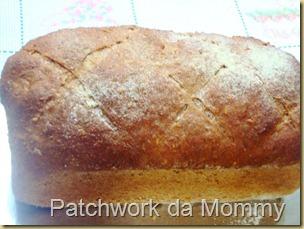 Pão com castanhas do Pará