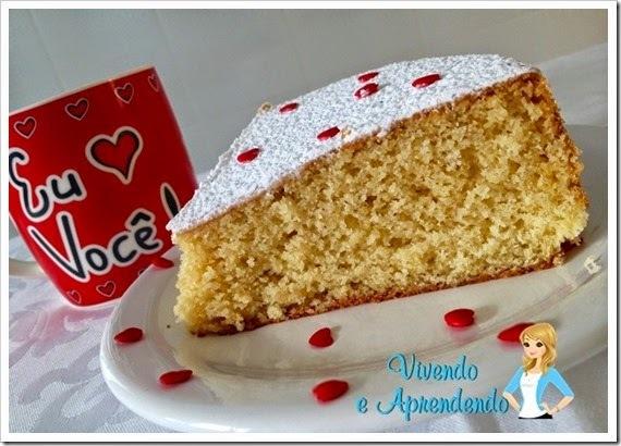 bolo de aniversario simples tudo gostoso