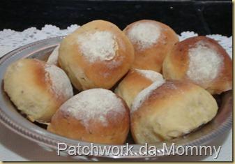 Pãozinho de milho