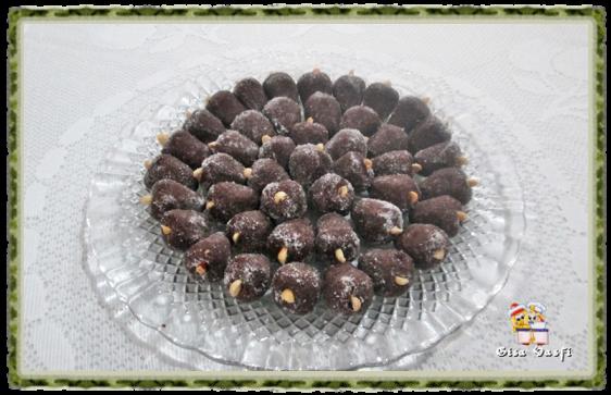 Cajuzinho de amendoim