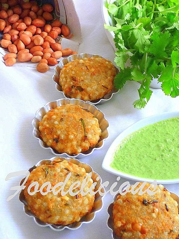 How To Make An Authentic Maharashtrian Style Sabudana Vada….revealing my secret