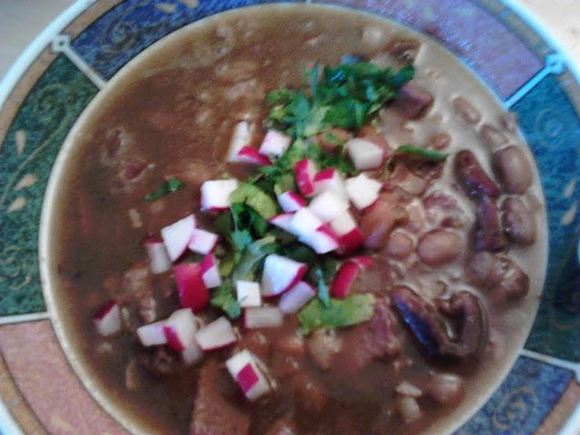 Carnes en su jugo, estilo Sinaloa.