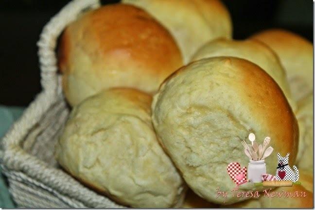 pão couvert