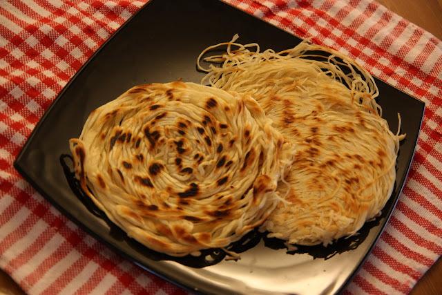 Rziza - Pan de Marruecos