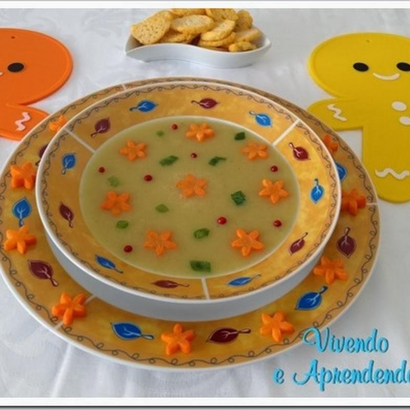sopa de mandioquinha cenoura abobrinha e inhame