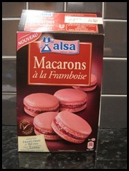 "Macarons…with 1 ""o"""