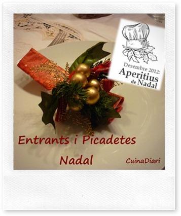 PROPOSTES PER AL NADAL I-Entrants i Picadetes