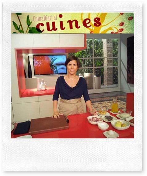 CuinaDiari al Cuines de TV3: Fem un Arròs al Forn