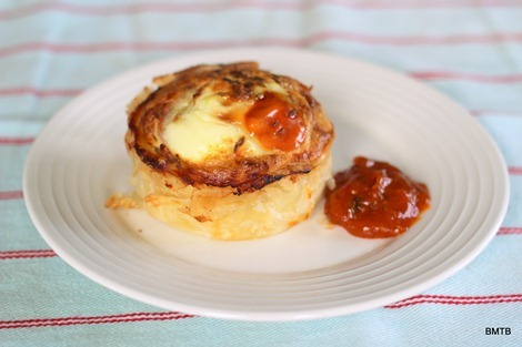 individual bacon and egg pies nz
