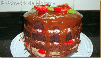 como se faz bolo naked cake