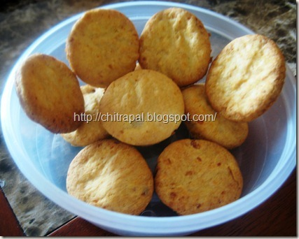 Potatoes Biscuits