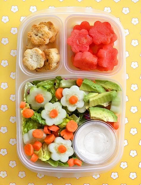 pratos divertidos com frutas