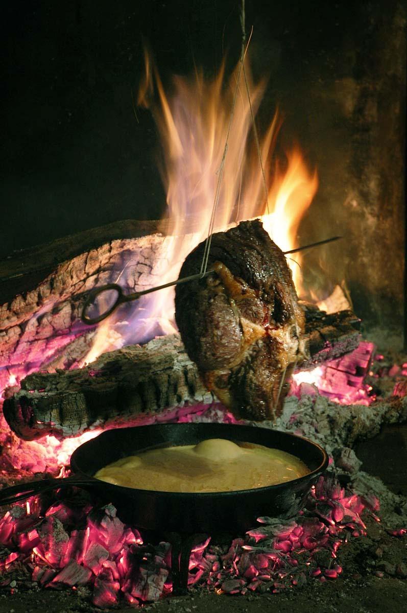 carne mongoliana con diente de dragon