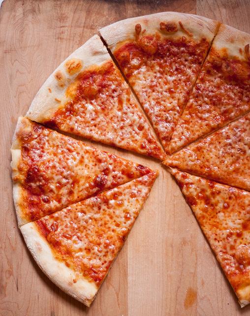unleavened pizza