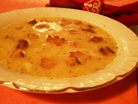 Nászéjszakák levese
