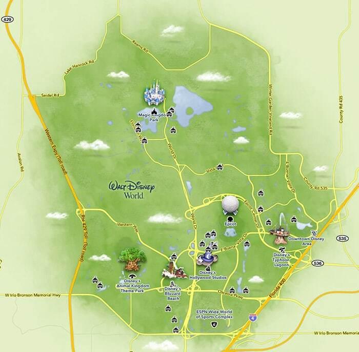 Entendendo Orlando – Walt Disney World
