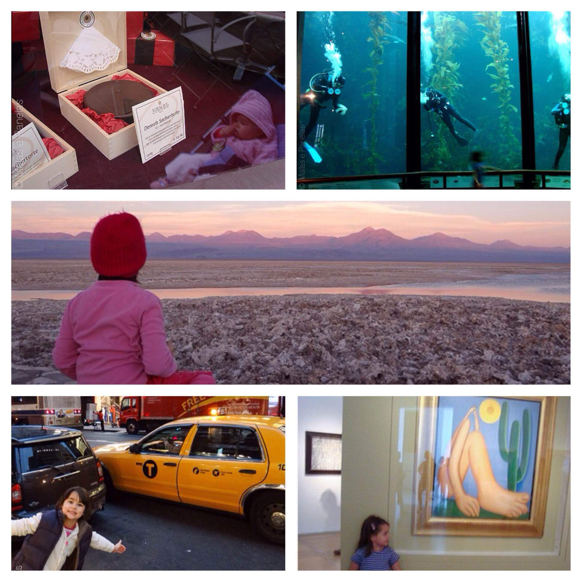 Viagens em Família – nossas 5 melhores