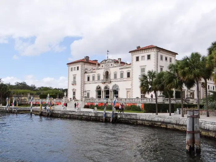 Vizcaya Museum and Gardens em Miami