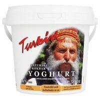 yoghurt and banana smoothie
