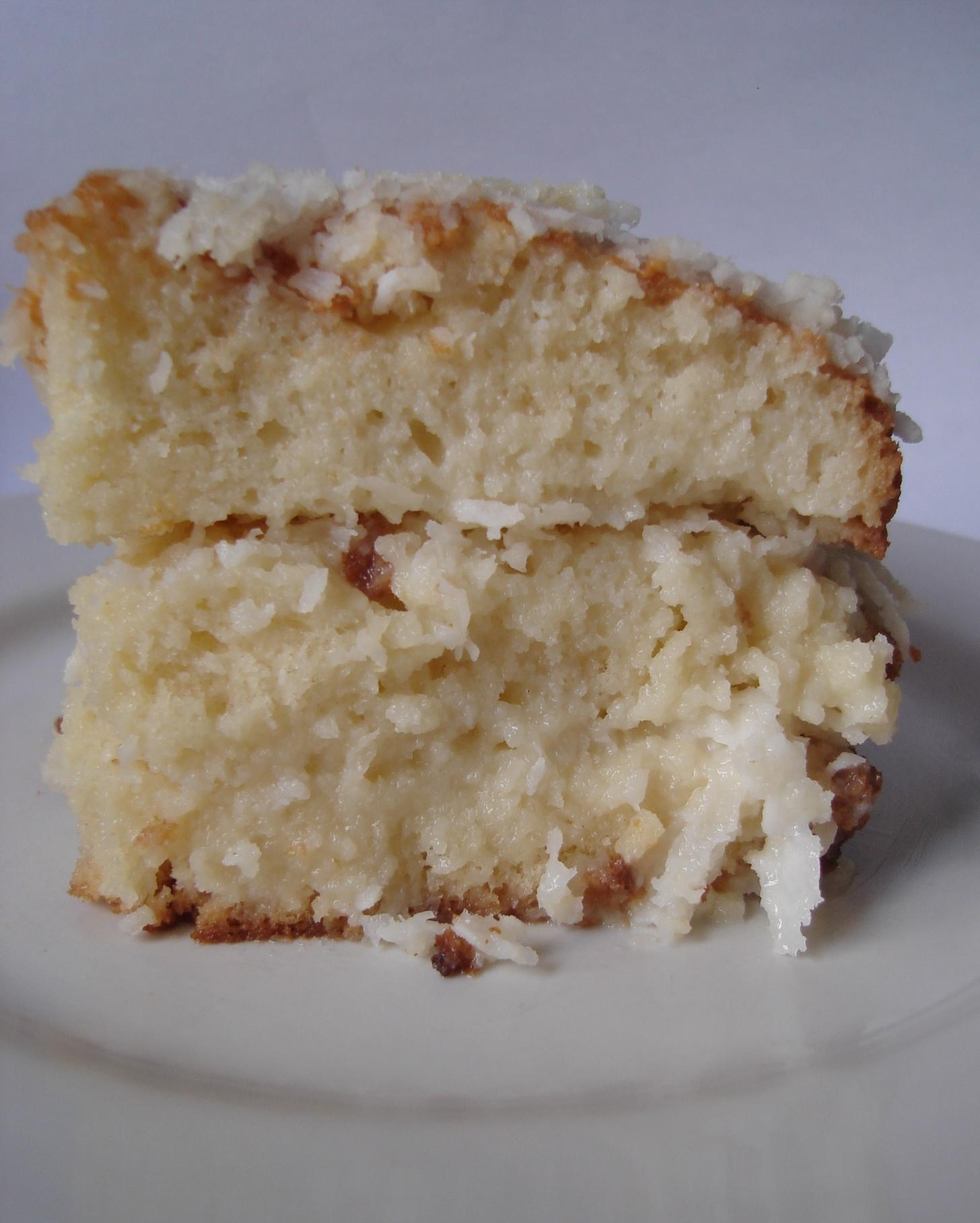 como deixar o bolo molhado depois de pronto