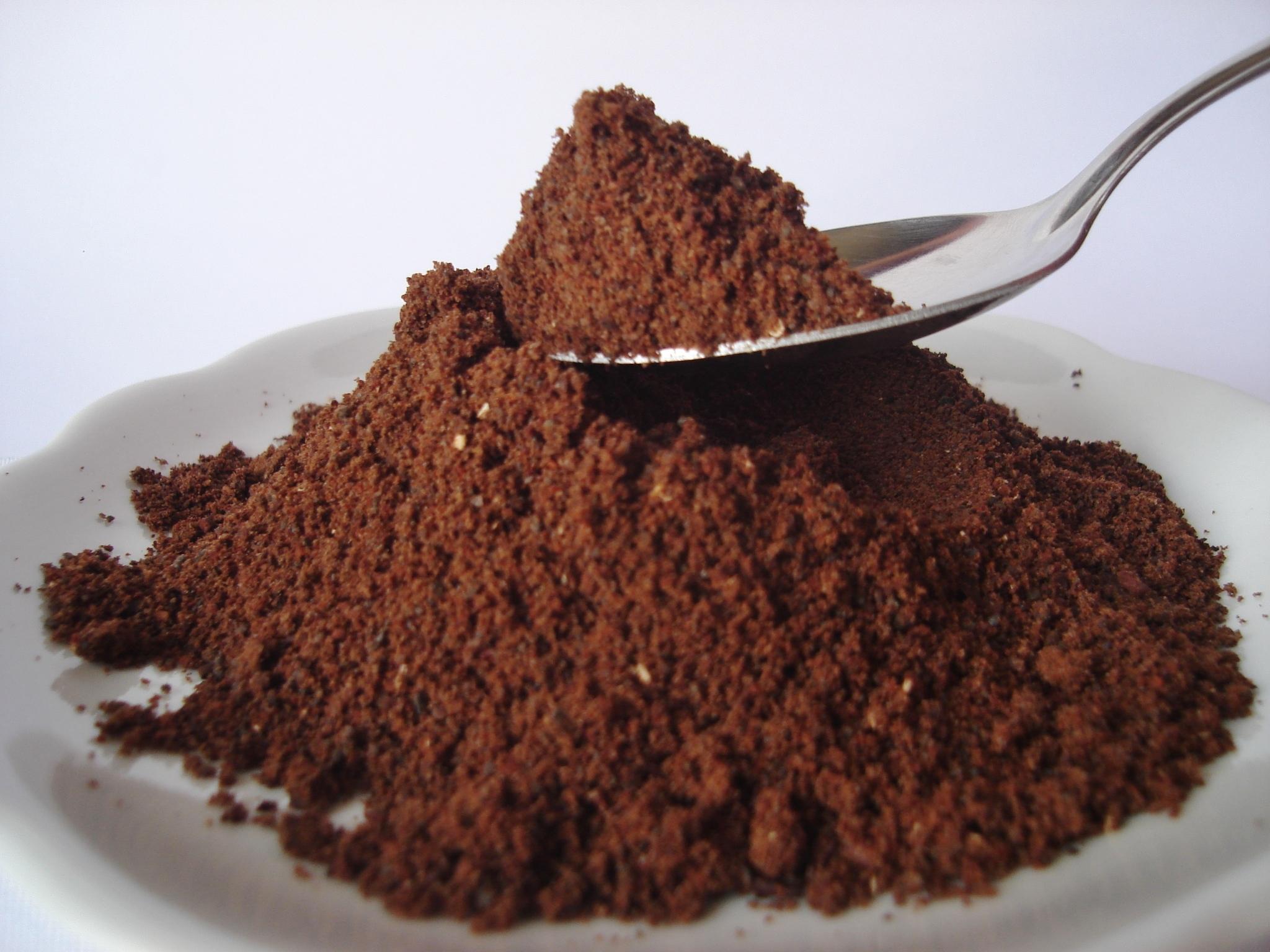 Suco de cacau e chocolate em pó natural