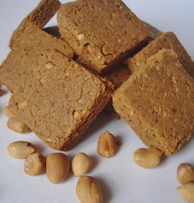 paçoca de amendoim com farinha de mandioca