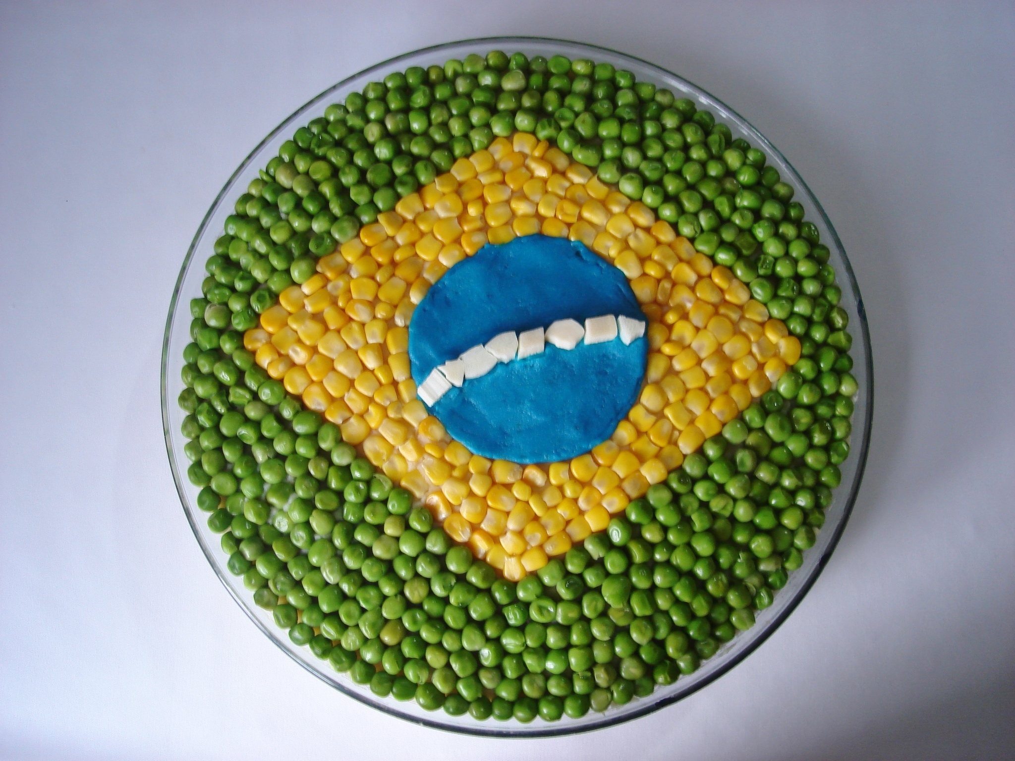 Copa do Mundo Brasil 2014: Torta de frango