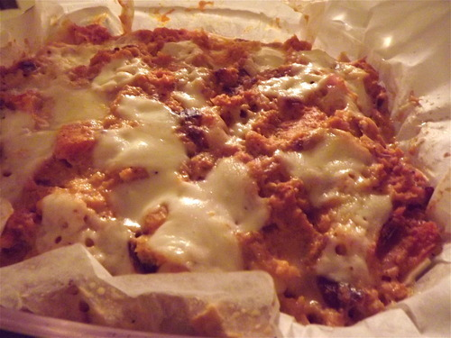 Lasagne Au Butternut Et Au Veau