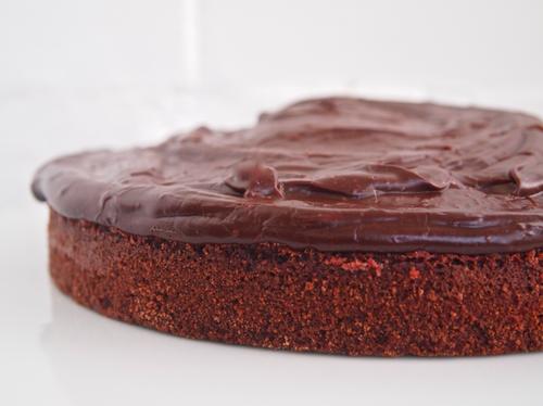 Chocolate Beetroot cake. Gluten free