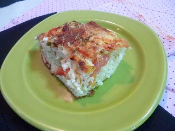TORTA DE QUEIJOS RÁPIDA DE LIQUIDIFICADOR