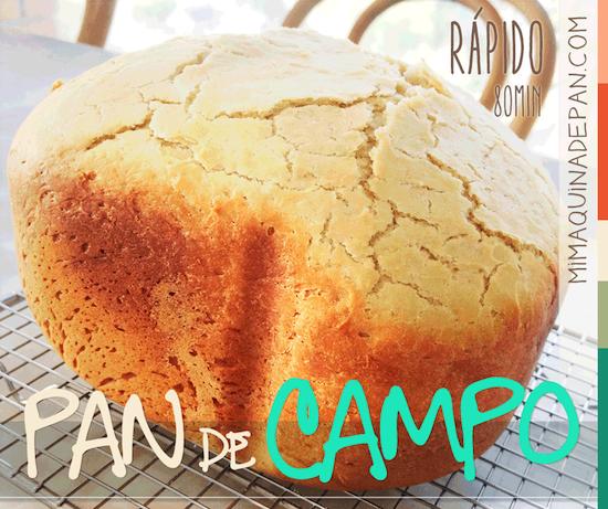 Pan de Campo Rápido
