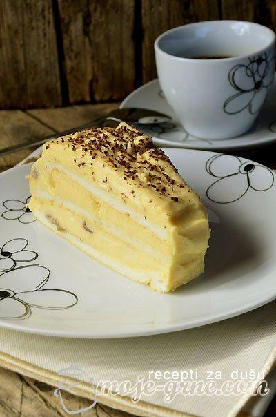 Starinska fina torta – kuVarijacije
