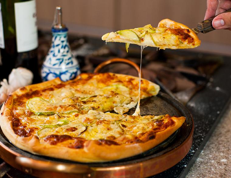 pizza — o chef e a chata