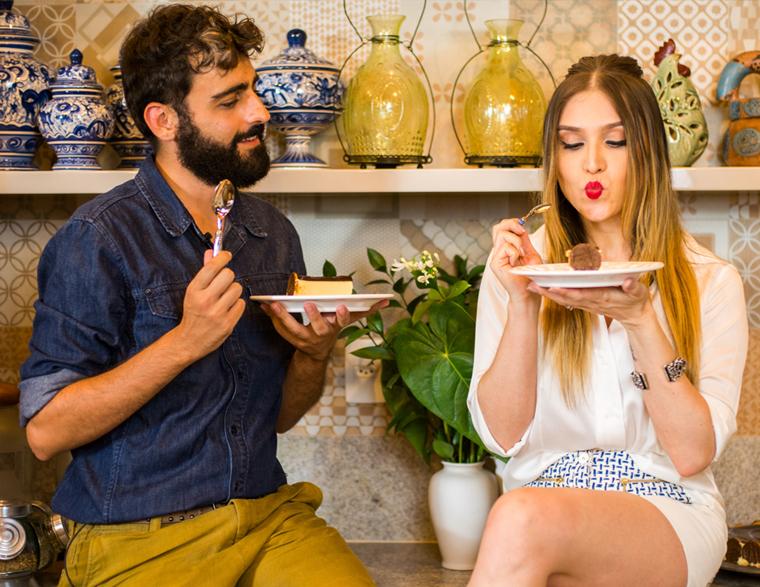 torta holandesa — o chef e a chata