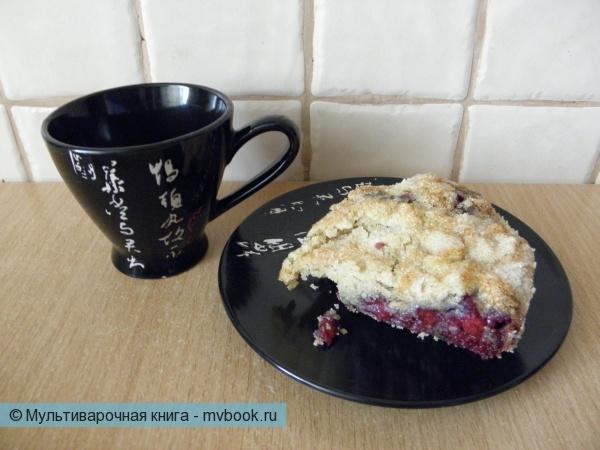 Насыпной пирог