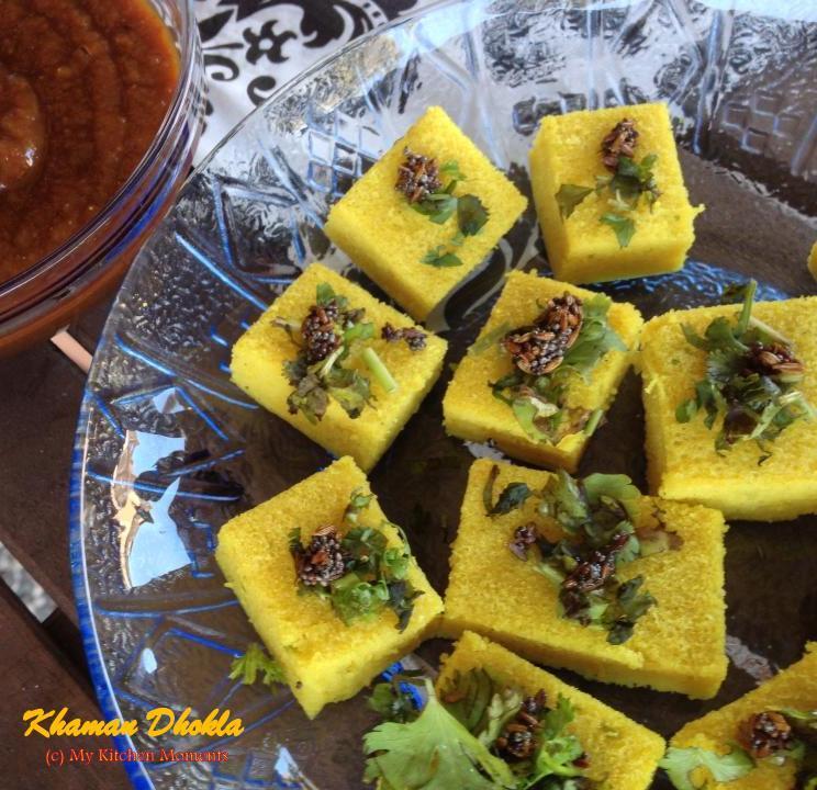 Khaman Dhokla – Dhokla Recipe