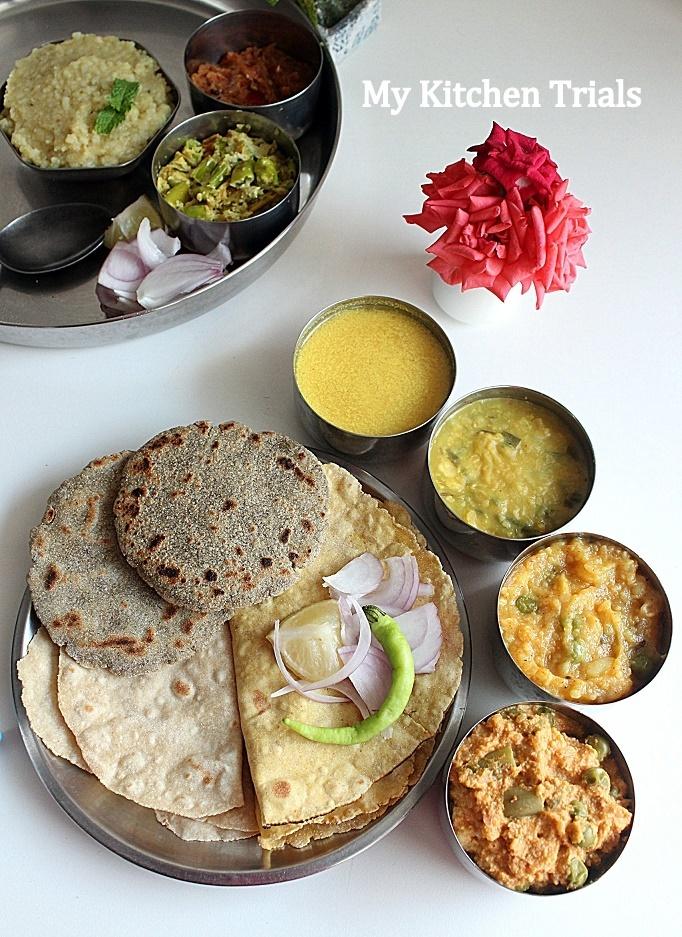 Rajasthani Mini Thali