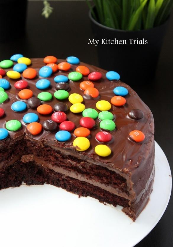 Wacky Vegan Cake – Chocolate