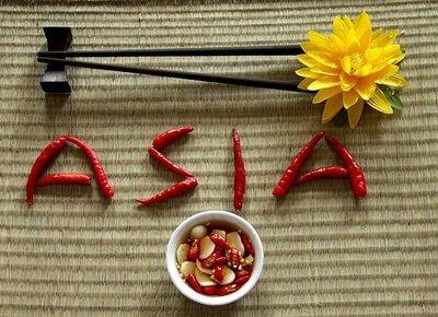 Ingrédients de la cuisine Asiatique (chinoise, vietnamienne…)