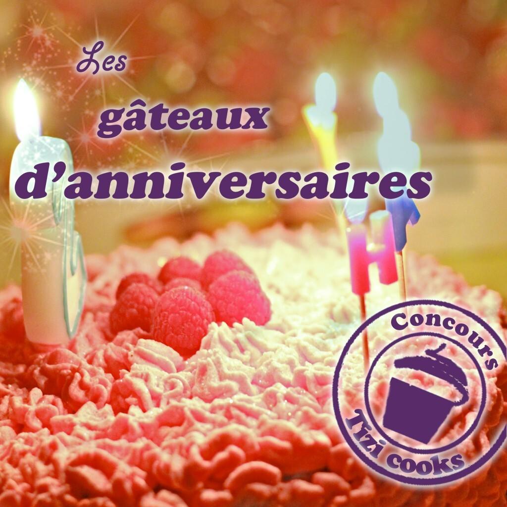 """Concours """"Gâteaux d'Anniversaire"""" de Tizi Cooks – Jungle Cake"""