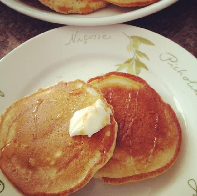 Ressaca no café da manhã