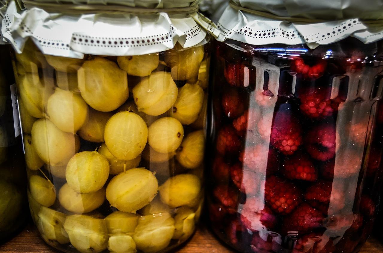 Zaváranie: Urobte si zásoby z vašej úrody