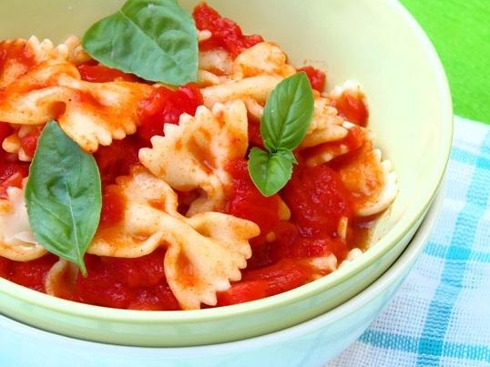 Tjestenina s umakom od rajčica
