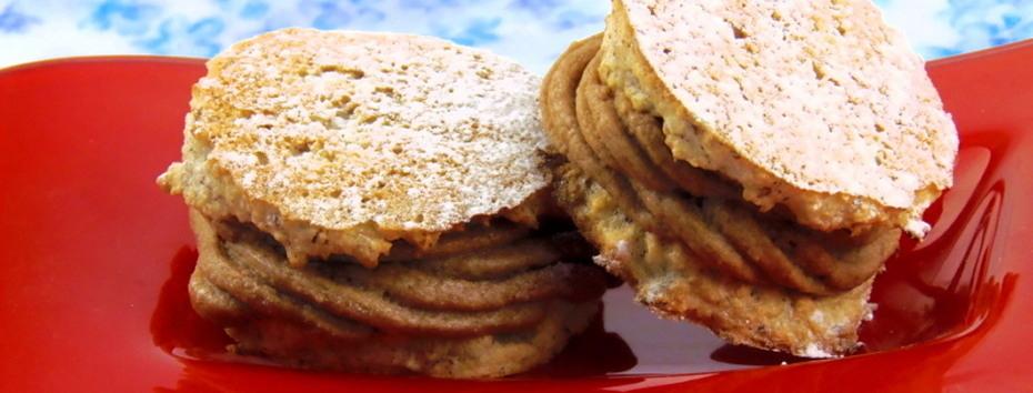 Sendvić kolačići s lješnacima