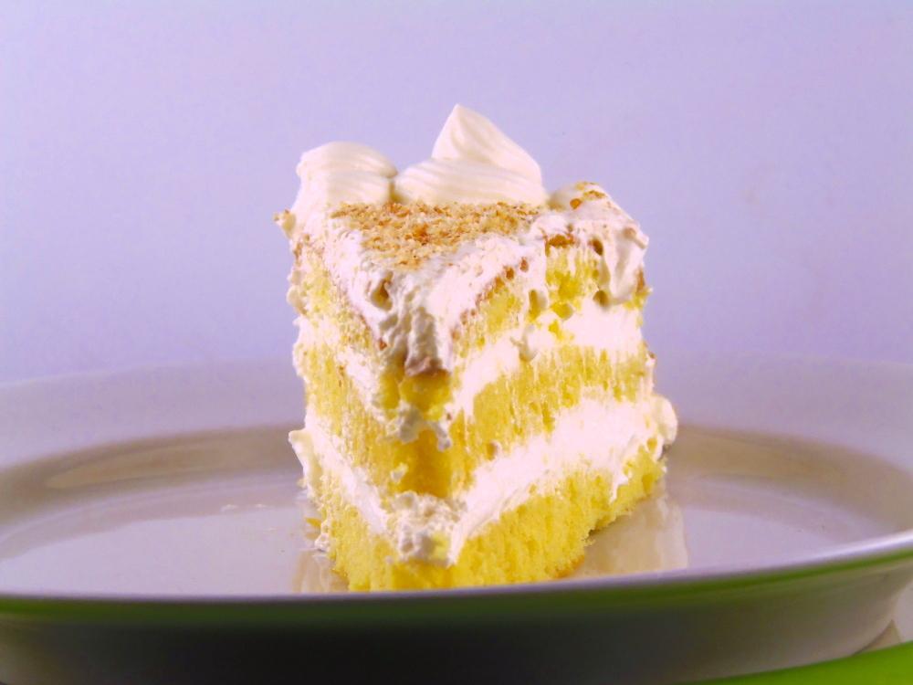 Torta s kremom od vanilje