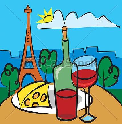Nutrir Bem Viaja: O Paradoxo Francês
