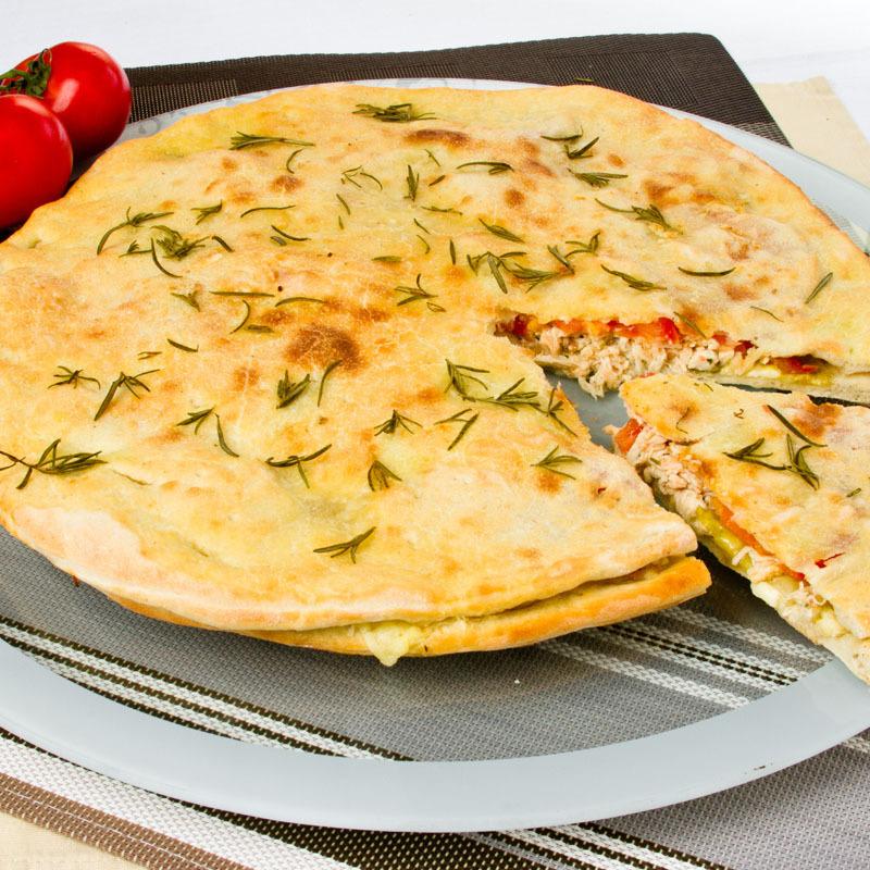 Pizza Focaccia Solita