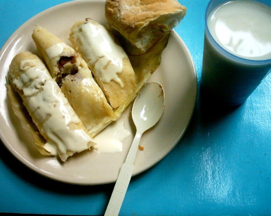 Tamales de Elote, Tipicos de Sonora